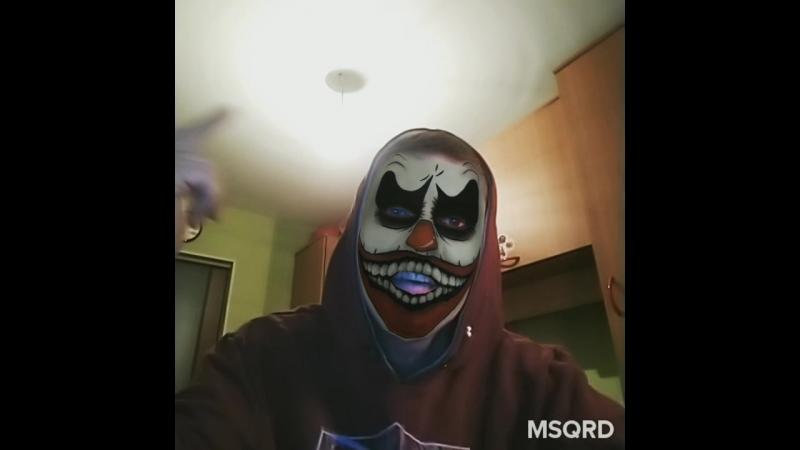 Клоунский грайм