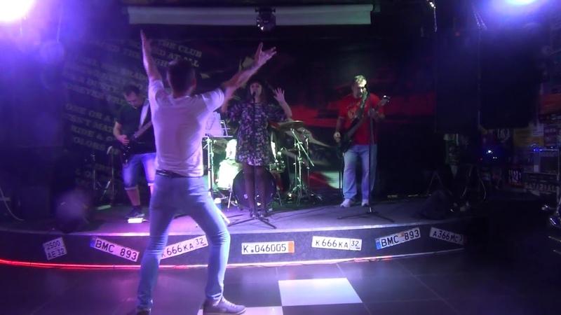 Туркова band Depeche Mode Personal Jesus 21 09 2018