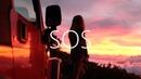 Avicii ft Aloe Blacc SOS Lyrics Neptunica Remix