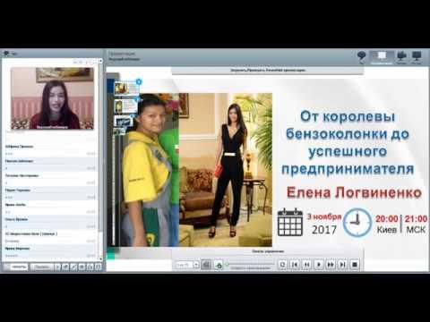 Бешеная мотивация от Елены Логвиненко