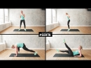 #тренировка_недели №30 | Хуки к колену | Присед с прыжком | Высокие маунтины | Ножницы