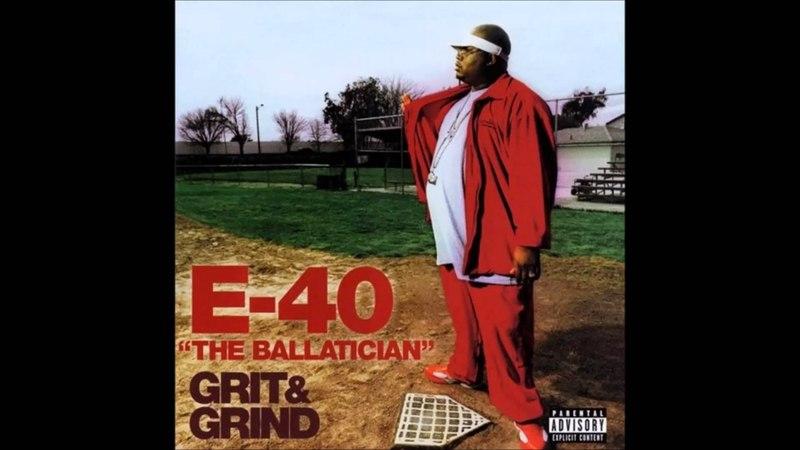 E-40 - Rep Yo' City (Feat. Petey Pablo, Bun B, 8Ball, Lil Jon The East Side Boyz)