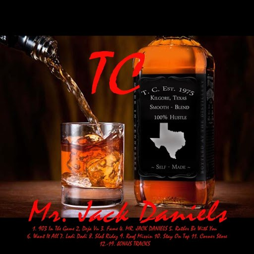 TC альбом Mr. Jack Daniels