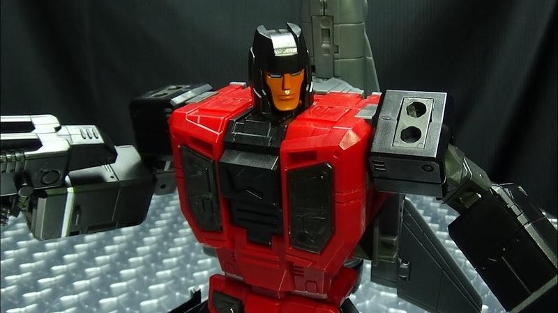 Zeta Toys DOWNTHRUST (Skydive) EmGos Transformers Reviews N Stuff