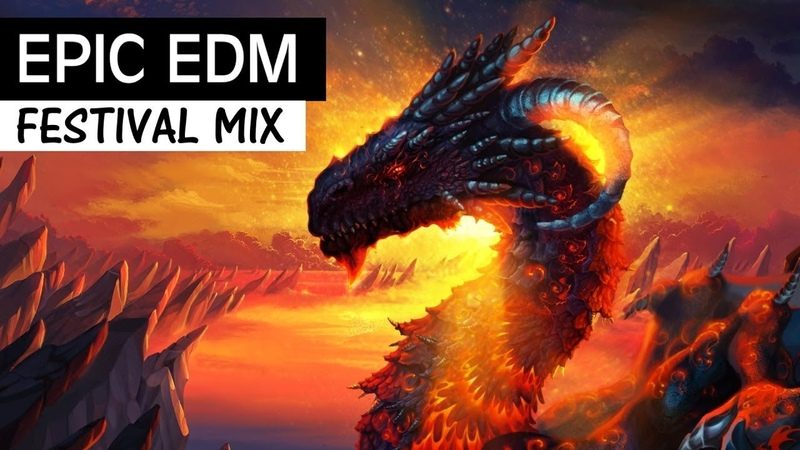 EPIC EDM MIX 2018 - Festival Electro House Bigroom Music Mix