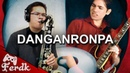 DANGANRONPA - BOX 16 ft. Insaneintherainmusic【Guitar Cover】 by Ferdk