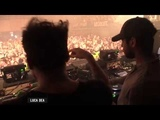 TALE OF US last track @ Unlocked PALERMO Mob Disco Theatre by LUCA DEA Mathame Skywalking