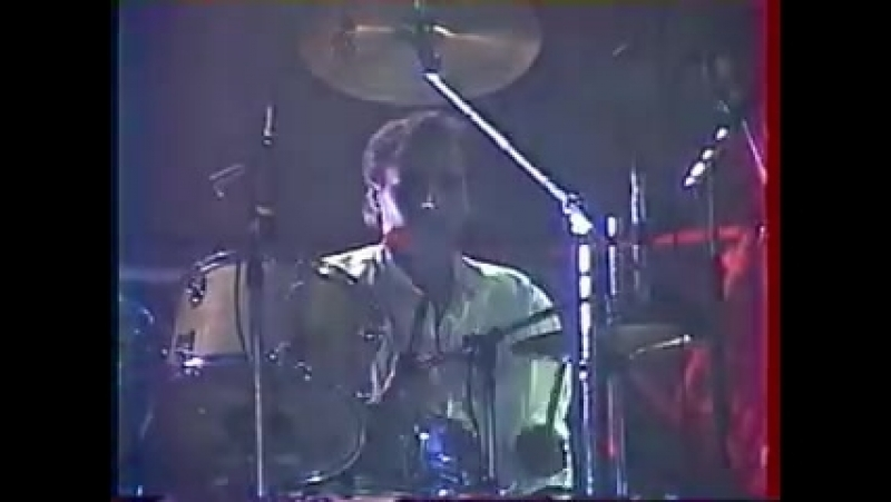 Агата Кристи Собачье сердце live 1989 г