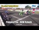 Nice 1 LZ 2018 Round 14 Polonia Pila ROW Rybnik 26 08 2018