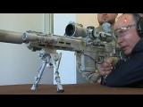 Путин опробовал новейшую снайперскую винтовку в парке «Патриот» видео
