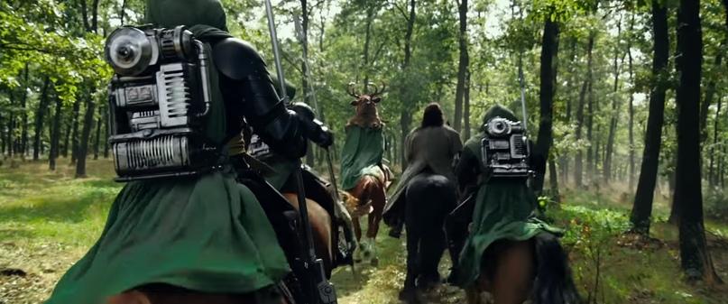 Хеллбой: Возрождение Кровавой Королевы. Трейлер и его разбор