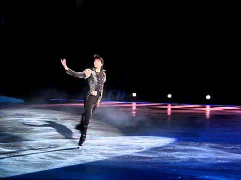 Stéphane Lambiel - William Tell - Хрустальный лед 2010