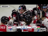 Австрия - Беларусь - 4:0