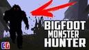В ЭТОМ ЛЕСУ КТО-ТО ЕСТЬ! Охота на СНЕЖНОГО ЧЕЛОВЕКА в Игре Bigfoot Monster Hunter от Cool GAMES