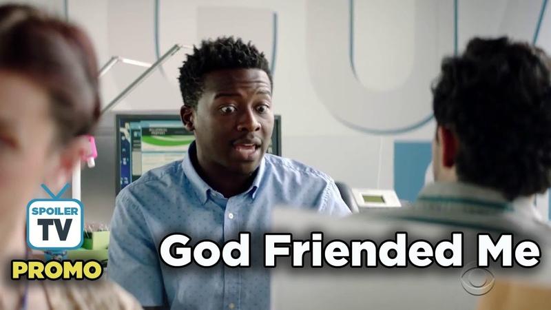 God Friended Me 1x03 Promo Heavenly Taco Truck