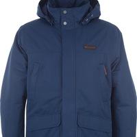 7ad210ba Куртка утепленная мужская Columbia Inverness Цвет: Синий