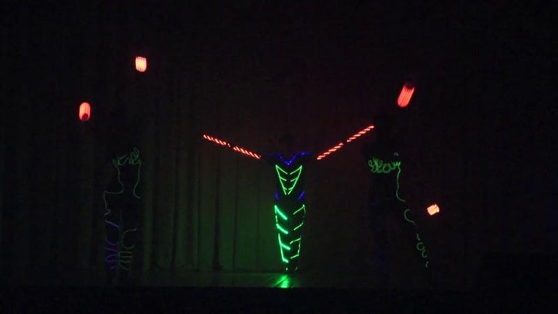 PRO-движение - танец со спецэффектами