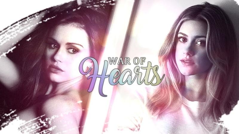 Betty Lydia    War of Hearts (AU)