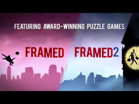 FRAMED Collection -- Release Trailer -- Out May 17