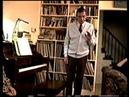 Владимир Терлецкий еврейские песни идиш Yiddish Songs by Vladimir Velvel Terletsky