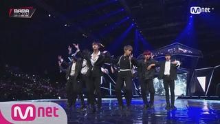Wanna One_Brun It Up│2018 MAMA in HONG KONG 181214
