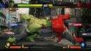 Marvel Vs Capcom Infinite - Spider man and Hulk Vs Venom and Red Hulk
