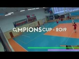 CHAMPIONS CUP - 2019