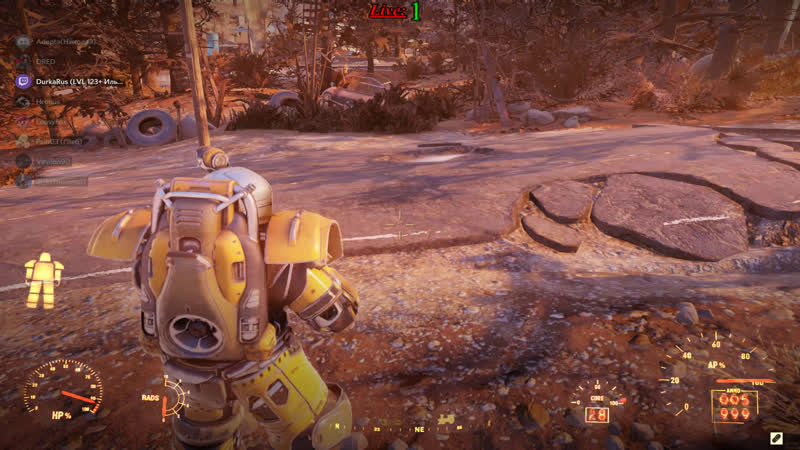 Fallout 76 ★★★ LVL110 Squad 8 people ★★★