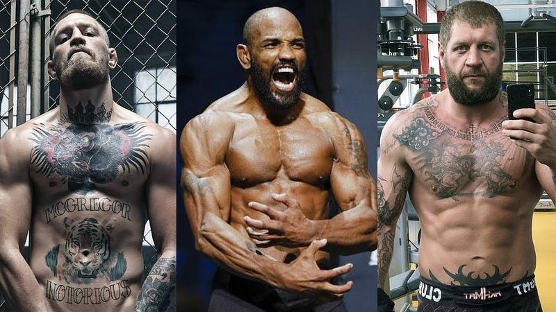 Качалка для бойцов / Как тренироваться с железом в MMA и боксе
