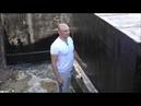 Секрет гидроизоляции фундамента! Стен цокольного этажа от грунтовых вод