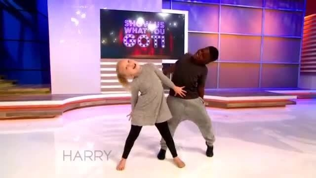 "Harry Connick Jr on Instagram: ""Kid dancers Artyon and Paige show off their killer moves on HarryTV! showuswhatyougot"""