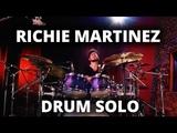 Meinl Cymbals - Richie Martinez - Drum Solo