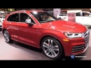2018 Audi SQ5 - Exterior and Interior Walkaround - 2018 Chicago Auto Show