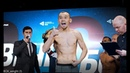 March, 22   RCC Boxing Promotions Weight-in Highlights