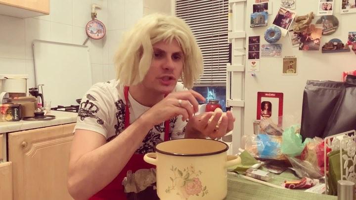"""Андрей Борисов on Instagram: """"Виды баб на кухне. А ты считаешь пельмени перед загрузкой?😂"""""""