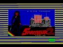 ZX Spectrum (Демонстрация загрузки игры)