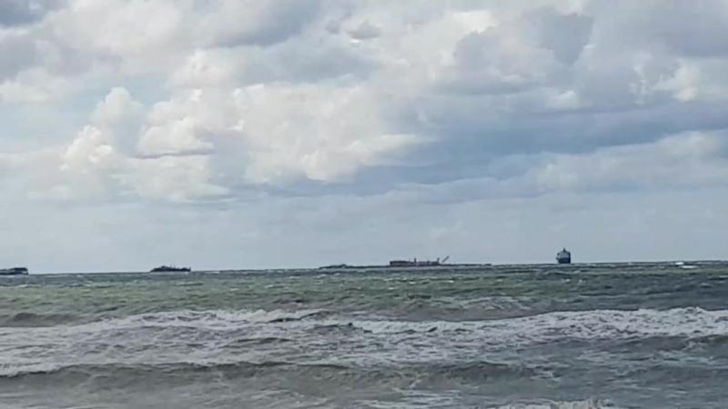 Балтику штормит