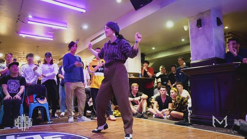 Bearded Dragon vs Kaye (CHN) | Waacking Top 16 | Dance Collab vol. 3