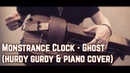 Monstrance Clock - Ghost(hurdy gurdy piano cover)