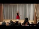 Конкурс чтецов театральный фестиваль Театр на окраине Данюкова Катя