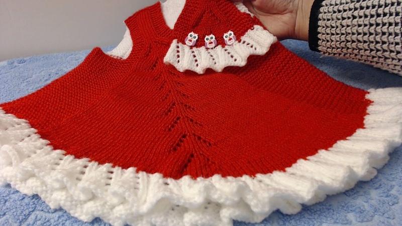 Платье для Грэйси. 5. Спинка. Р. 71-80