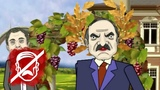Лукашенко Дрозды будут столицей Евросоюза! Мультфильм