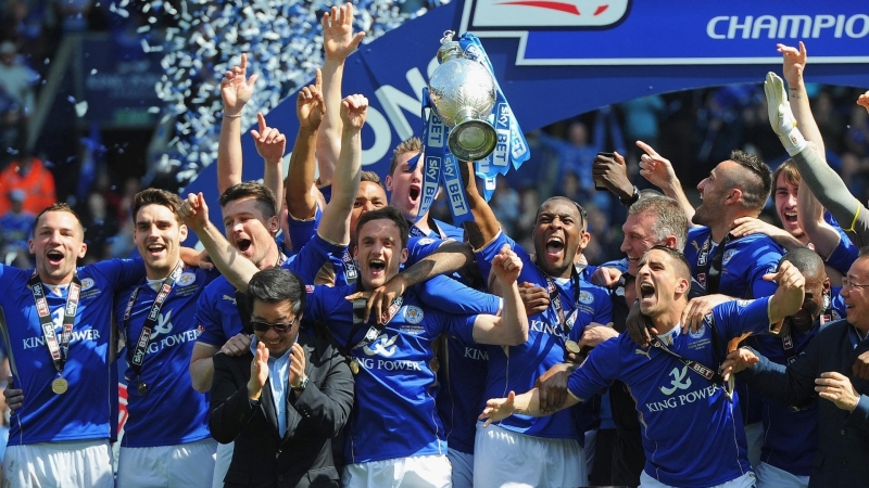 Leicester City ● From Relegation to CHAMPIONS - The Story 2015-16 HD