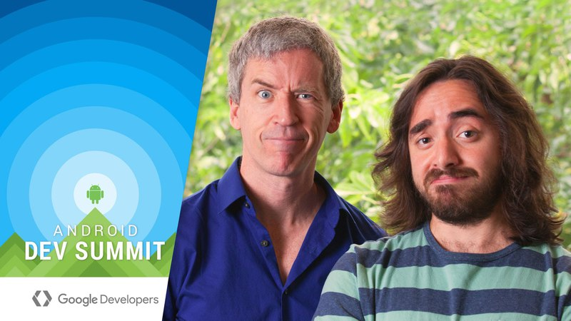RecyclerView Animations and Behind the Scenes Android Dev Summit 2015