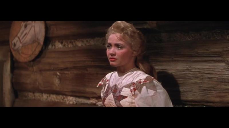 Х/Ф Семь невест для семерых братьев / Seven Brides For Seven Brothers (США, 1954) Музыкальная комедия, классика мирового кино)