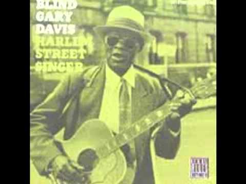 Reverend Blind Gary Davis - Death Dont Have No Mercy 1961