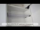 Видеообзор кухни от Злата Мебель 21107