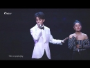 Fancam Dimash Kudaibergen Chinese Bridge We are the world[HD,1280x720, Mp4]