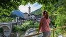Итальянская Швейцария Лугано Аскона и Моркот захватывающие виды