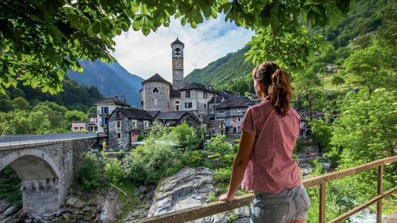 Итальянская Швейцария Лугано, Аскона и Моркот-захватывающие виды